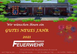 Neujahrsgrüße 2021