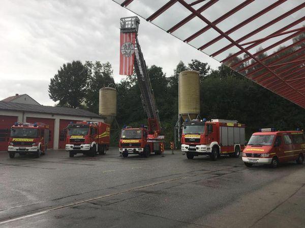Read more about the article Vize-Landtagspräsident zu Gast bei der Feuerwehr Neufahrn